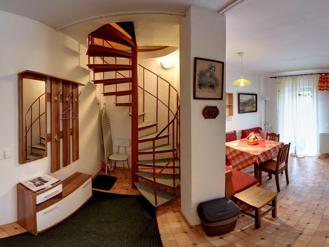 apartmán spodní pobyt
