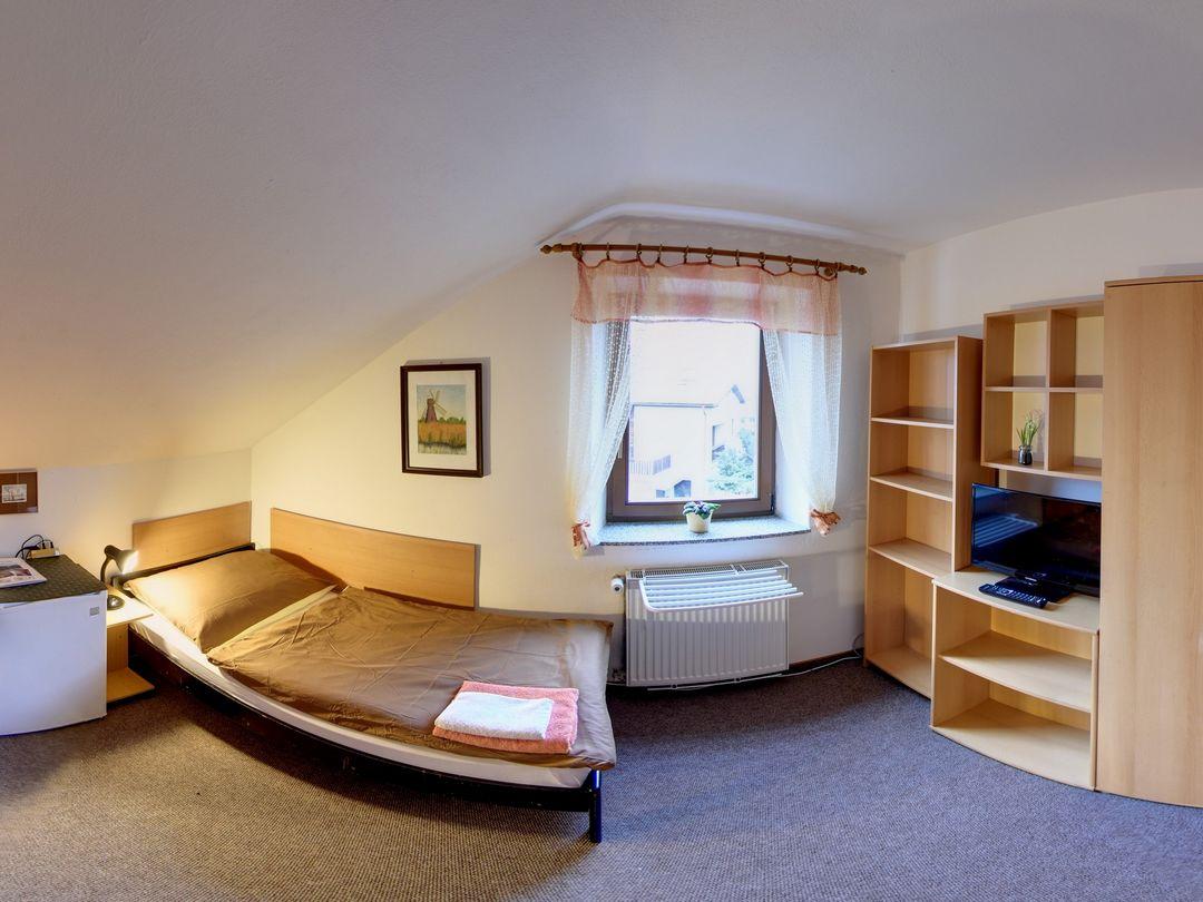levné ubytování